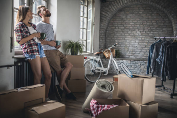 moving-in together after a long-distance relationship