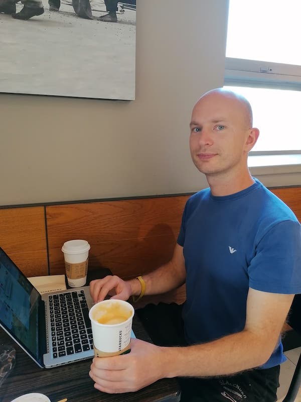 alex larryngton - nomad relationship coach
